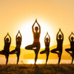 Running and yoga is the perfect workout combination