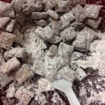 How to make puppy chow without peanut butter